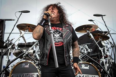 Testament - 2018: Slayer Final World Tour