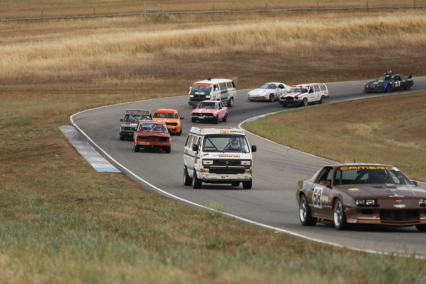 Vodden the Hell Are We Doing, Thunderhill Raceway, May 2016