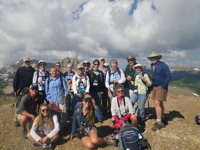 Hiking GTNP & Yellowstone