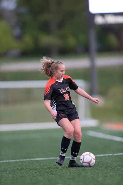 #16 Rachel SEP @ VHS 5/11/21 Girl's Varsity Soccer