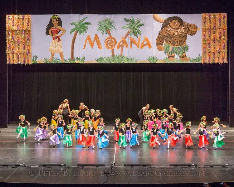 DSOD SHOW I - Moana Medley