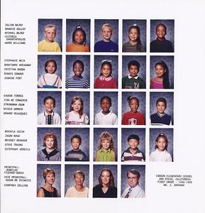 Carson Elementary 1998-1999