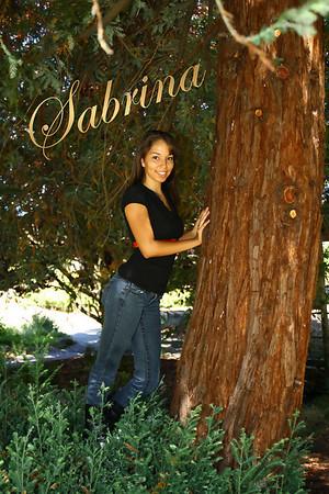 Graduate Sabrina