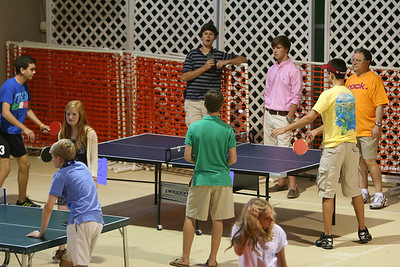 Ping Pong Youth Fundraiser 2012