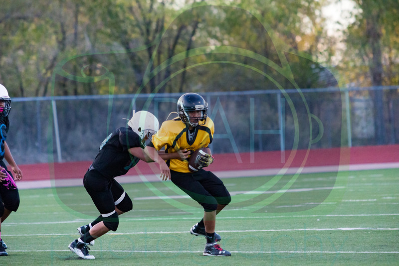 JFK vs Chief Manuelito Football