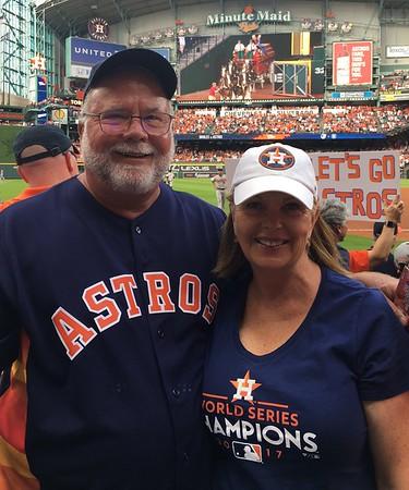 Astros Champions 2018 Season Opener