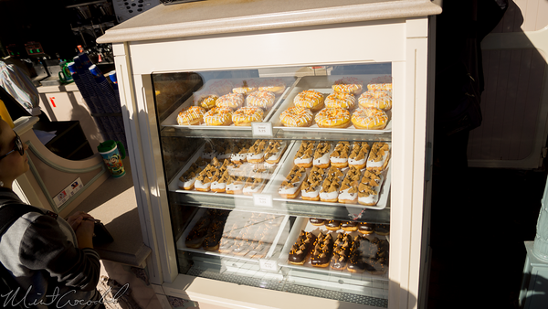 Disneyland Resort, Disneyland, Main Street USA, Hub, Doughnuts, Donuts, Doughnut
