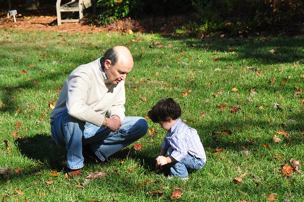 Papa  and Max