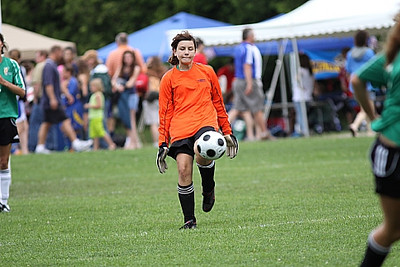 U14 Girls Addison United vs Essex United Energy