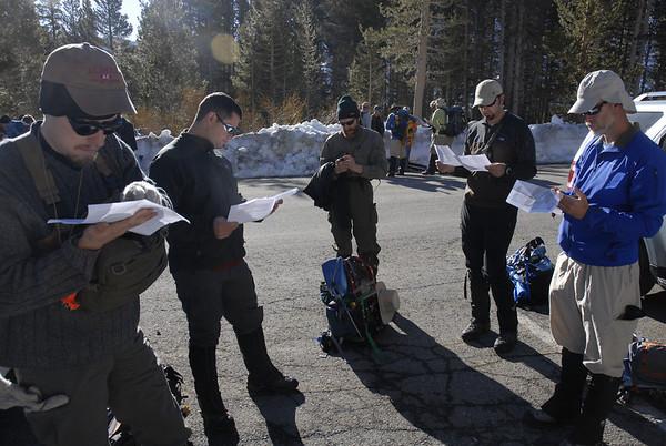 Level 1 Avalanche Course April 17-19, 2009