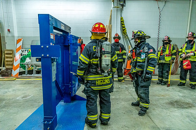 2-16-2021 Forcible Entry Drill