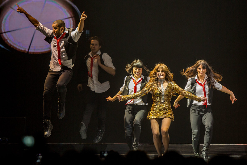 The Total Package Tour at KeyArena in Seattle