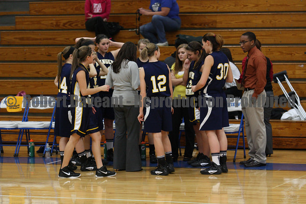 JV: NRidgeville vs Midview Girls Basketball 12/07