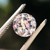 1.02ct Transitional Cut Diamond GIA K SI2 13