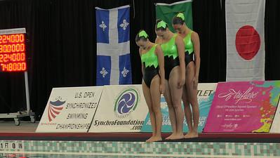 Still Pictures - E10 - Junior Trio Final Competition