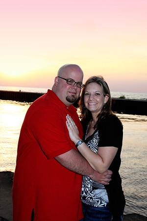 Sarah and David Engagement