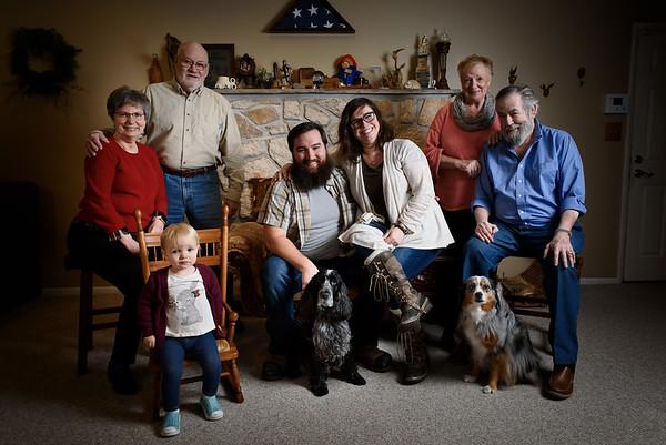 Martin Family Portraits