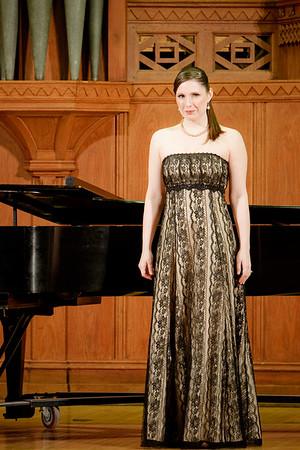 Julia Hardin -  Master's Recital, Northwestern