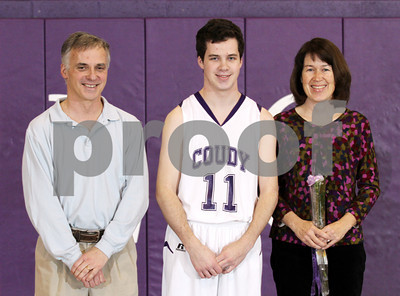 2012 Cameron County Boys Basketball @ Coudersport