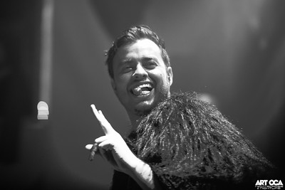 2015.10.31 - Quintino at The Palace Manila's Halloween