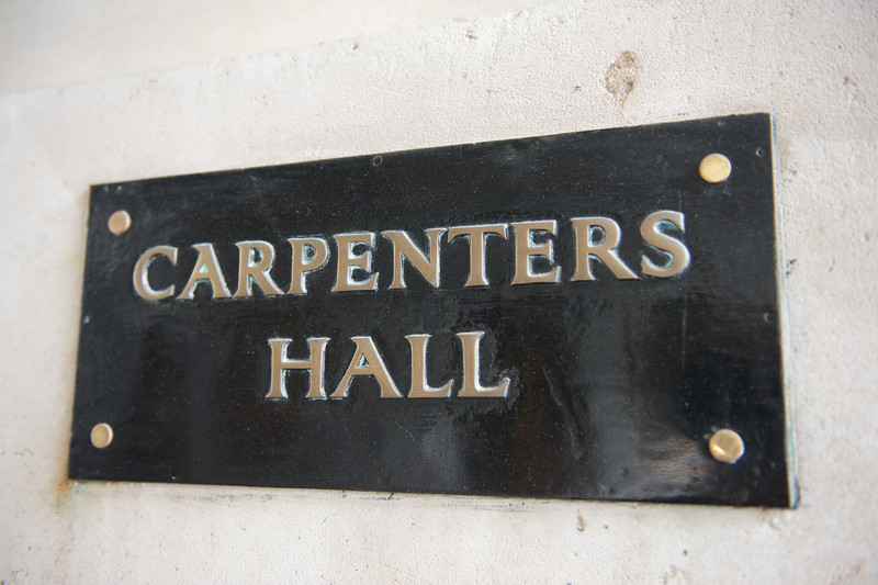Court Luncheon at Carpenters Hall