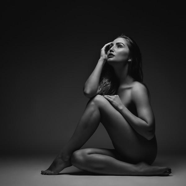 Rachelle Summers - Pavilion Studio nudes workshop