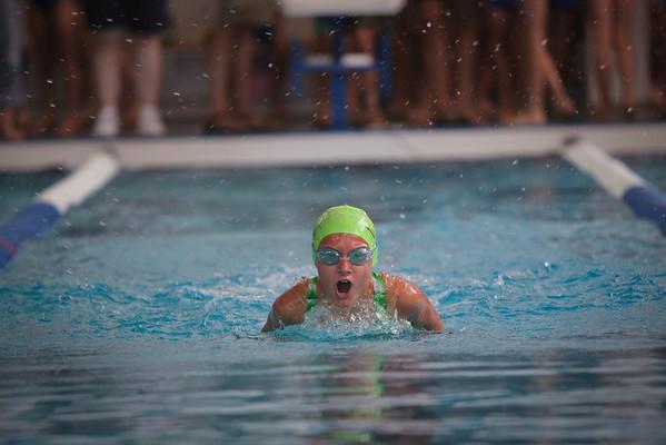Vt. State Swim Meet