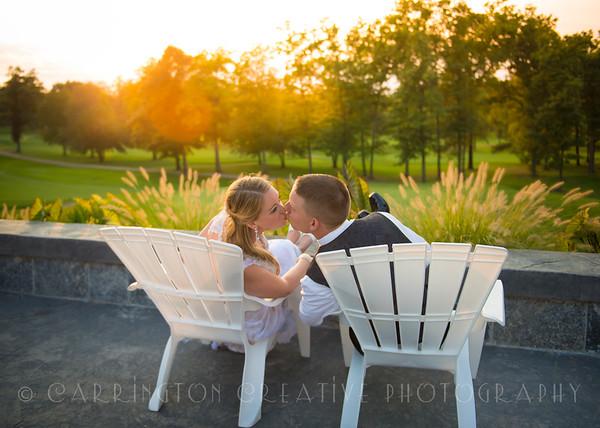 Jamie and Kristin Wedding