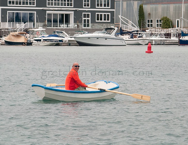 Bruce Geffen | Dinghy |  Harbor Springs, MI