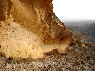 Earlier desert hikes