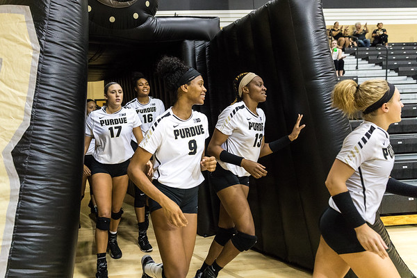 Purdue Volleyball vs Maryland 2016-11-2
