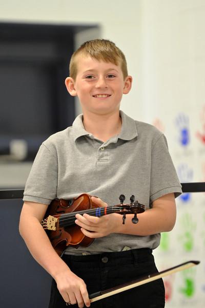 April 2011 3rd Grade Strings Concert