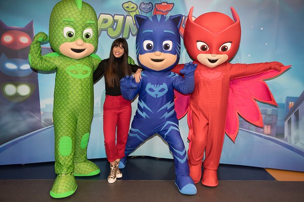 28/04/19 PJ Masks Celebrate National Superhero Day
