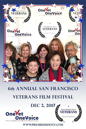 6th Annual San Francisco Veteran's Film Festival 12-02-2017