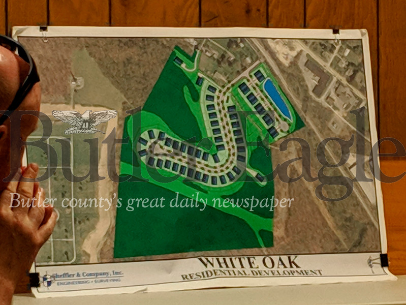 Council approved its part of a housing development proposed for Maple Avenue.