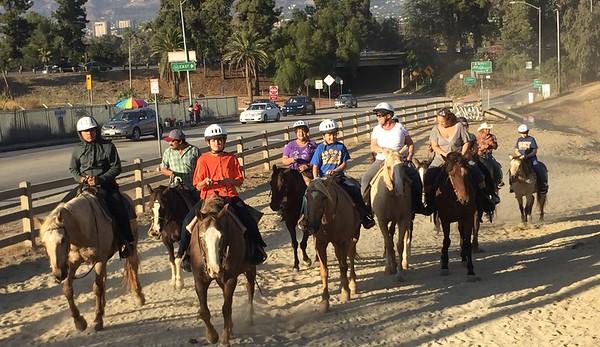 171007 Horseback Riding