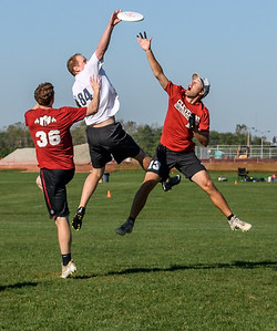 Haymaker Ultimate Frisbee