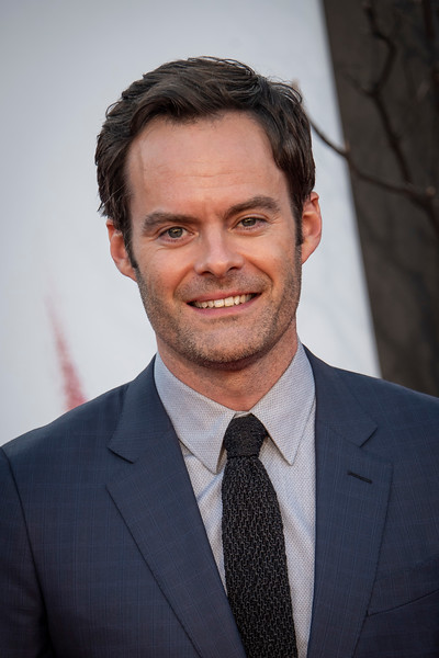 """WESTWOOD, CA - AUGUST 26: Bill Hader attends the Premiere Of Warner Bros. Pictures' """"It Chapter Two"""" at Regency Village Theatre on Monday, August 26, 2019 in Westwood, California. (Photo by Tom Sorensen/Moovieboy Pictures)"""