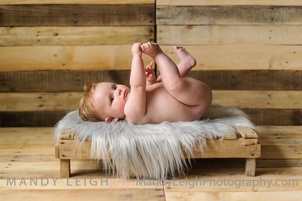 Linnley Grace 4 Months