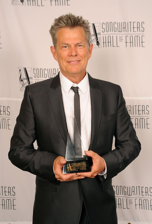 . NEW YORK - JUNE 17:  David Foster attends the 41st Annual Songwriters Hall of Fame Ceremony at The New York Marriott Marquis on June 17, 2010 in New York City.  (Photo by Gary Gershoff/Getty Images for Songwriter\'s Hall of Fame)
