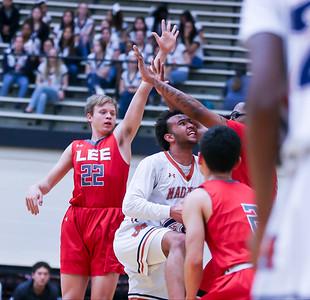 Varsity Boys Basketball vs Lee 011420