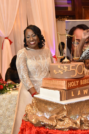 Adebimpe Jafojo's  50th Birthday