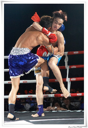 2007 I-1世界泰拳大滿貫