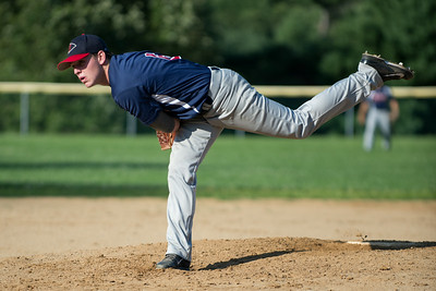 Perky League playoffs -- Collegeville defeats Trooper