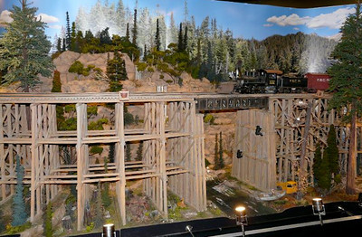 Sundance Central Model Railroad