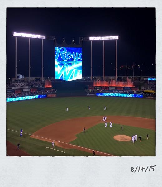 Baseball Stadium #23