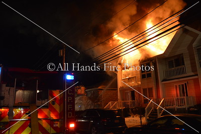 20140124 - Albertson - Building Fire
