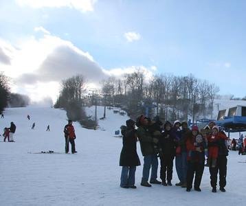 Chabad ski trip