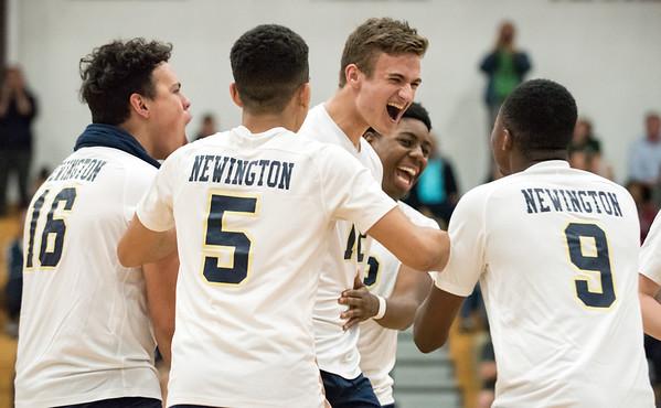 Newington Volleyball