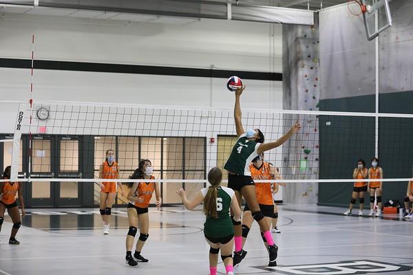 GJV Volleyball vs. Suffield Academy
